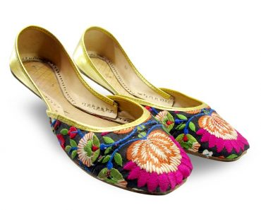 Milli Shoes Women's Embroider Khussas Eid Collection