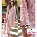 Nisha Eid Collection By Nishat Linen Chiffon Catalog 2017