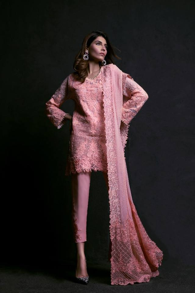 Sana Safinaz Luxury Lawn Eid Collection 2017‎