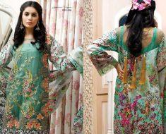 Warda Designer Lawn Eid Collection 2017