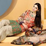 Warda Designer Lawn Eid Collection 2017