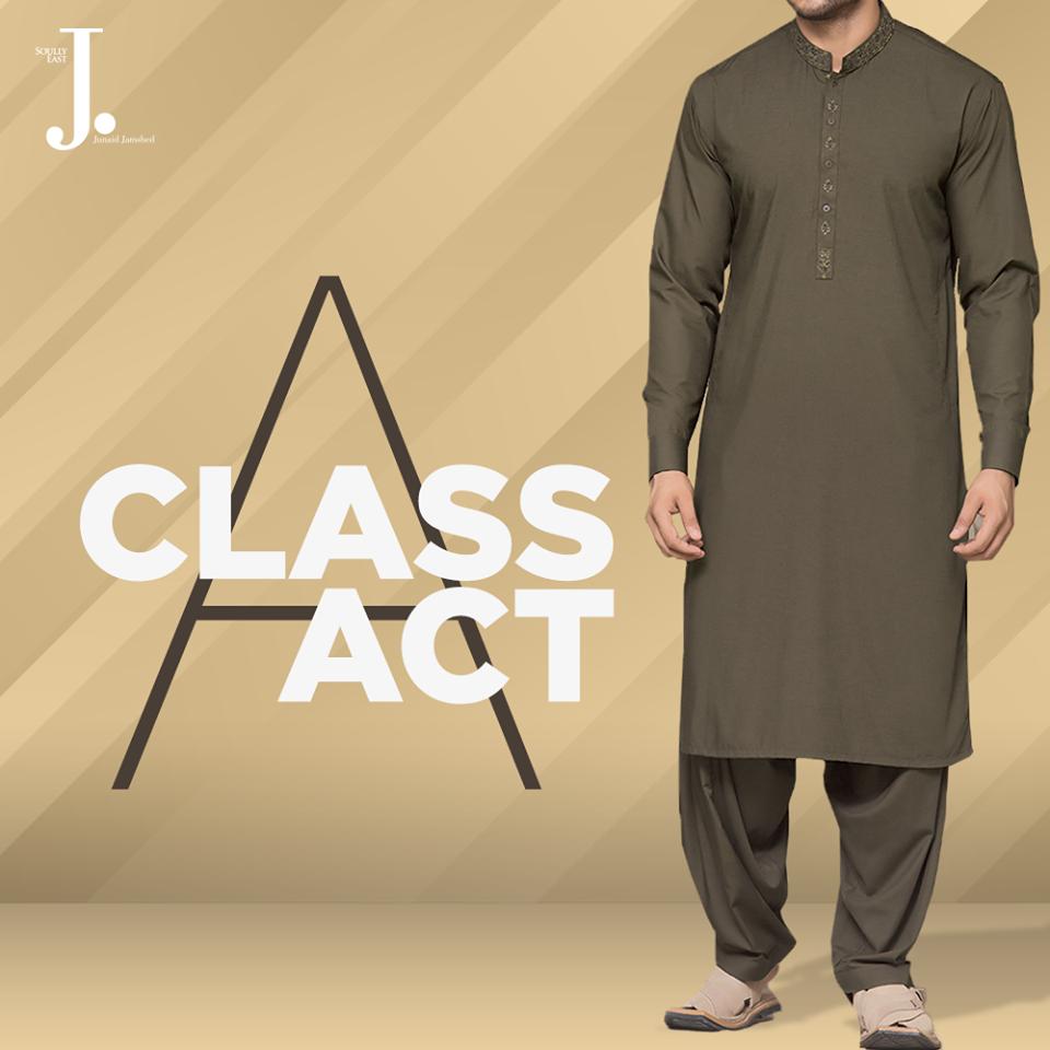 Junaid Jamshed Dress Designs