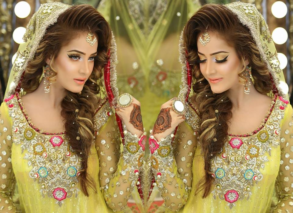 Kashee's – Artist new makeup Trend Causal Makeup Beauty Parlor