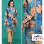 nishat linen summer Lawn collection 2017