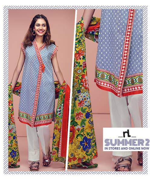 9ad3bec8a64 Nishat Linen Spring Summer Lawn Collection With Price