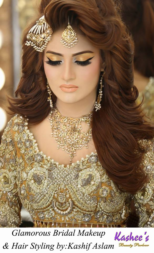 Kashee S Bridal Makeup Tutorial Saubhaya Makeup