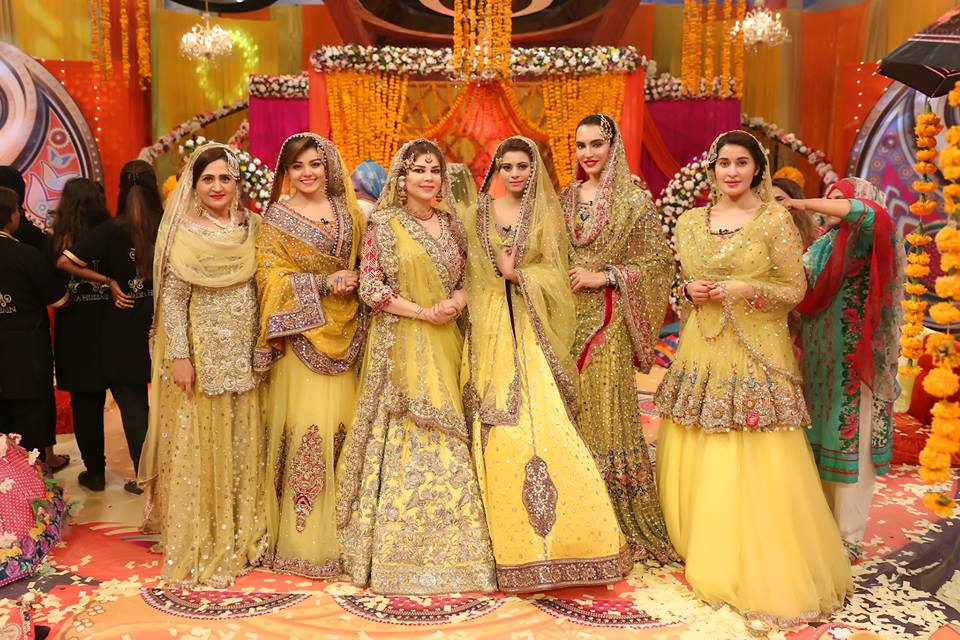 Kashee S Artist Bridal Mehandi Dresses Boutique Price 24newstour