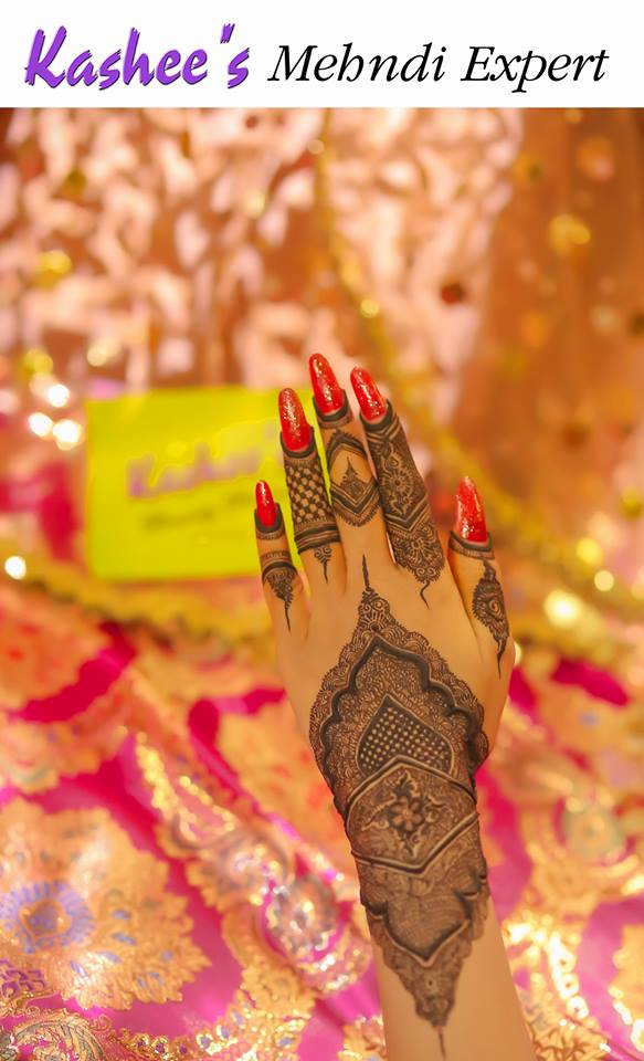 Kashee's - Artist Mehandi Designs Picture & Charge