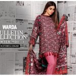 Warda Bulletin Collection Winter Vol-1