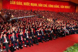 Vietnam's Communist party –Vietnam