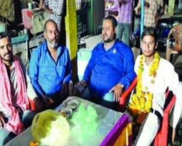 IN Madhya Pradesh man bowl party for son after he was unsuccessful in Class 10 Board exams!