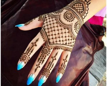 Best new Easy Mehndi Designs for Girls online