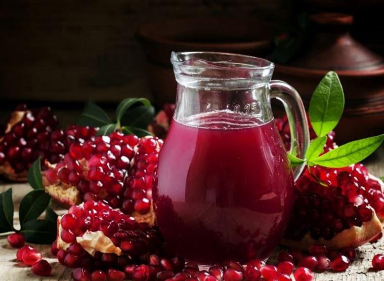 pomegranate juice heart health