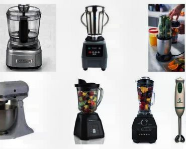 The Usefulness of food and Drinks Blenders