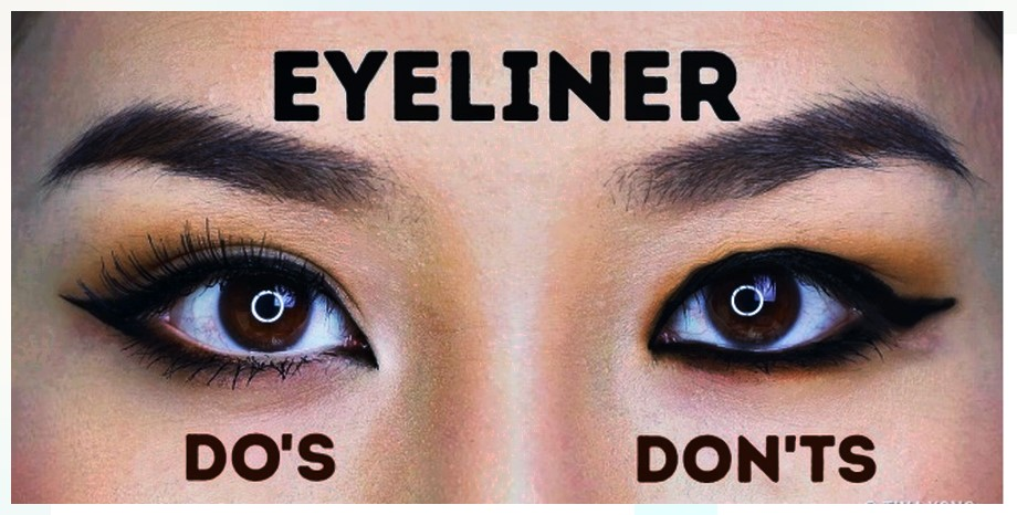 How to apply eyeliner? A Complete Guide for beginners