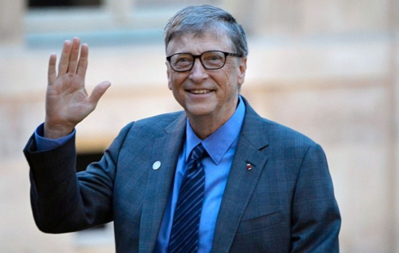 Eminent Top 10 Wealthiest Person of the World Bill Gates Picture