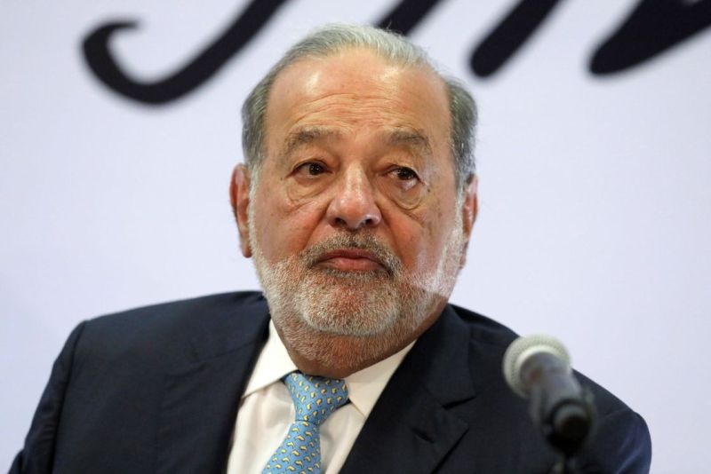Celebrated Top 10 Wealthiest Person of the World Carlos Slim Picture