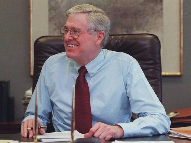Renowned Top Ten Wealthiest Person Charles Koch Picture