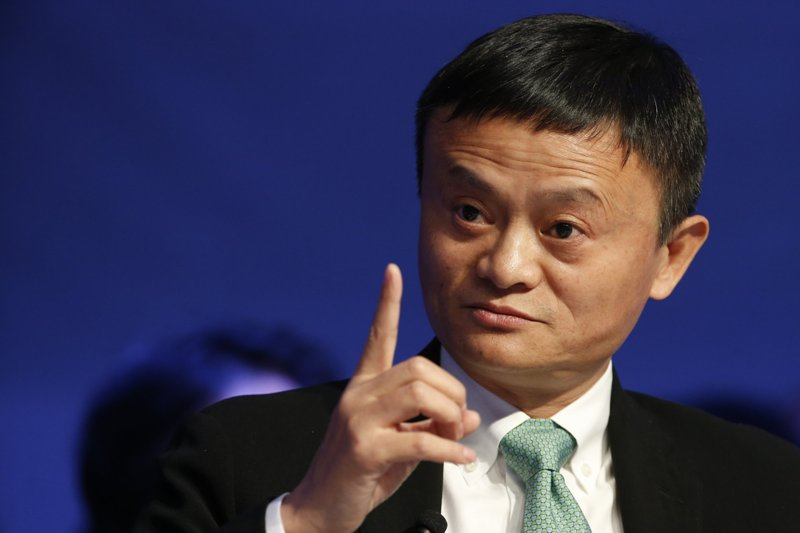 Fabulous Top Ten Wealthiest Person of the World Jack Ma Picture