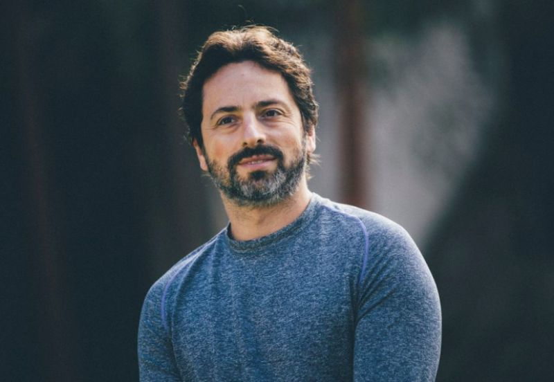 Famous Top Ten Wealthiest Person of the World Sergey Brin Picturers