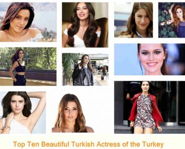 Famed Top Ten Beautiful Turkish Actress