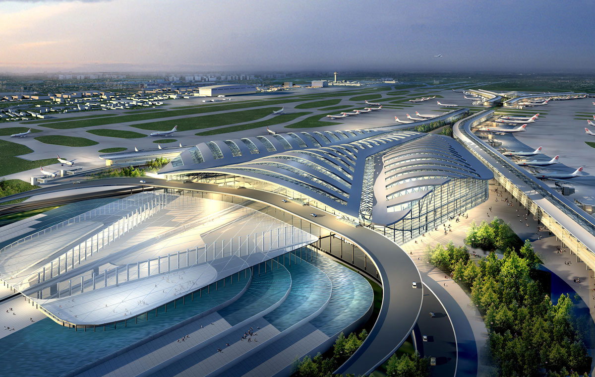 Renowned Top Ten Biggest Airports in the Wrold