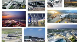 Famous Top Ten Biggest Airports of the World