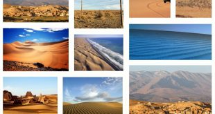 Very Important Top Ten Largest African Deserts