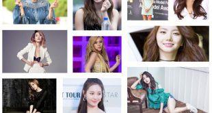 Hottest Top Ten Females Singers of South Korea