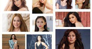 Top Ten Most Beautiful Philippines Girls