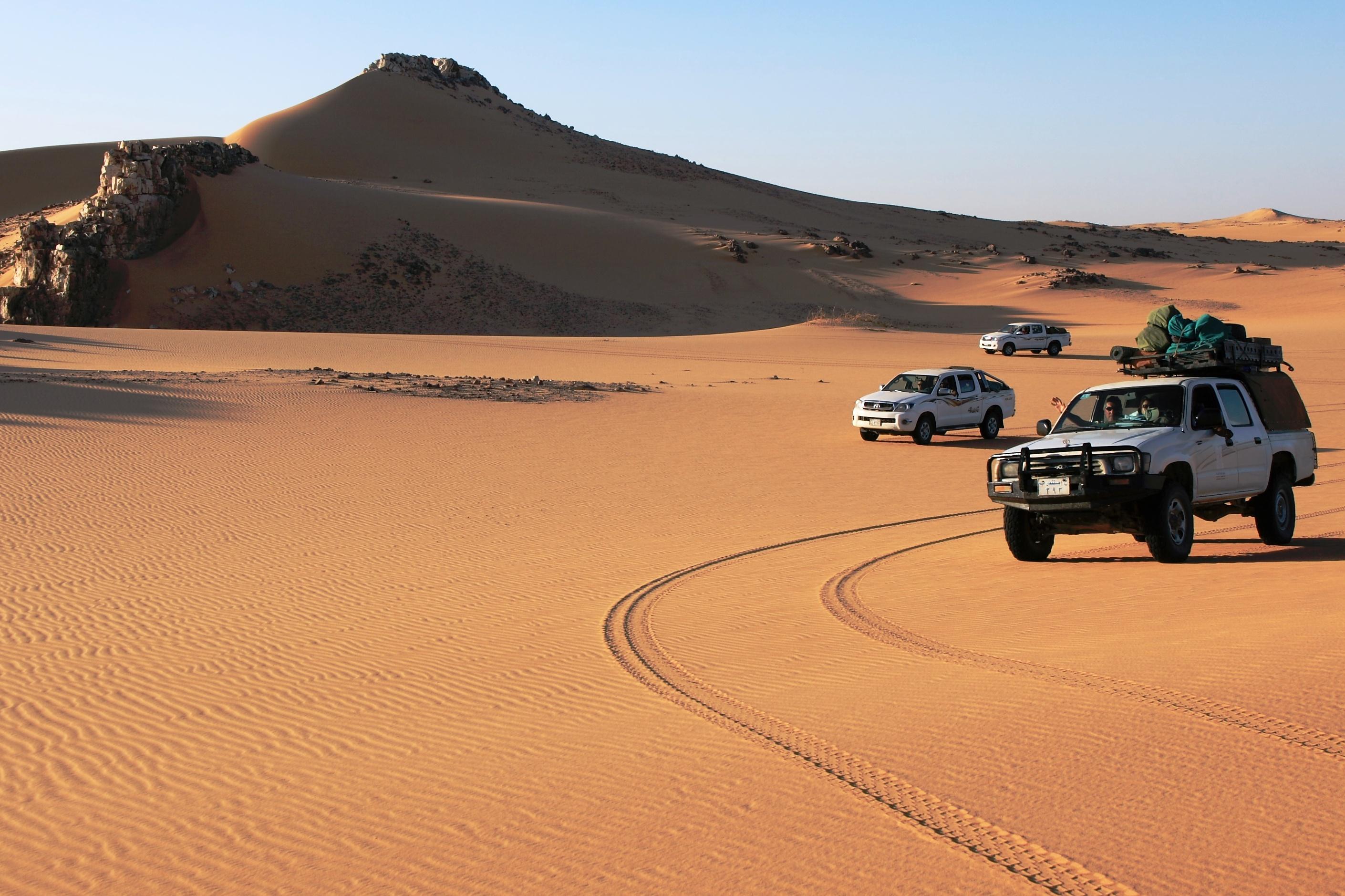 Crucial Top Ten Largest African Desert