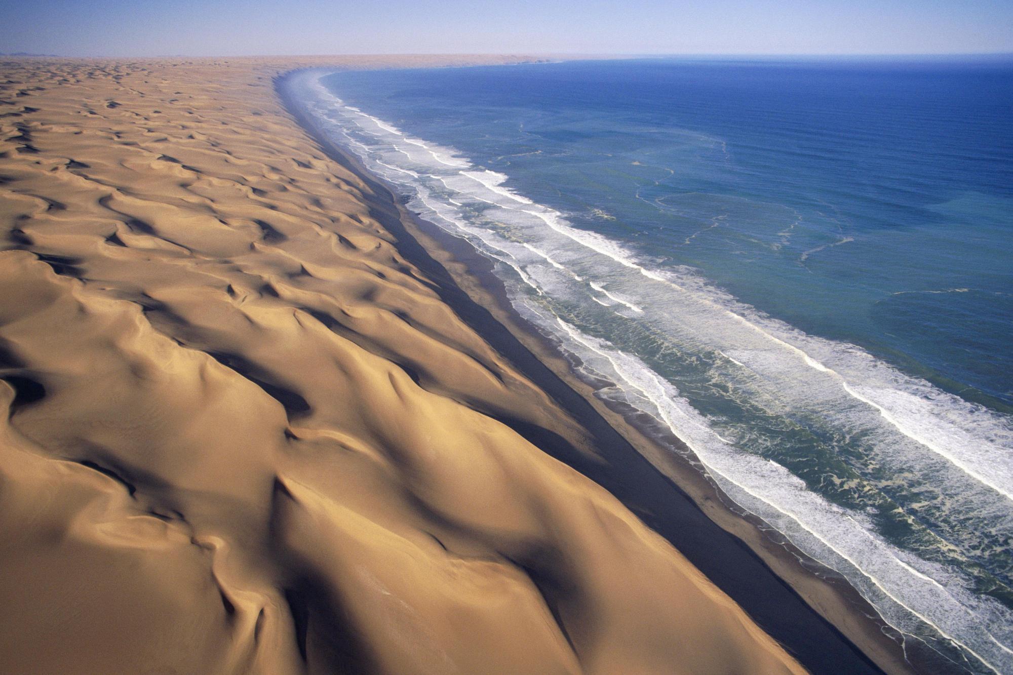 Famous Top Ten Largest African Desert