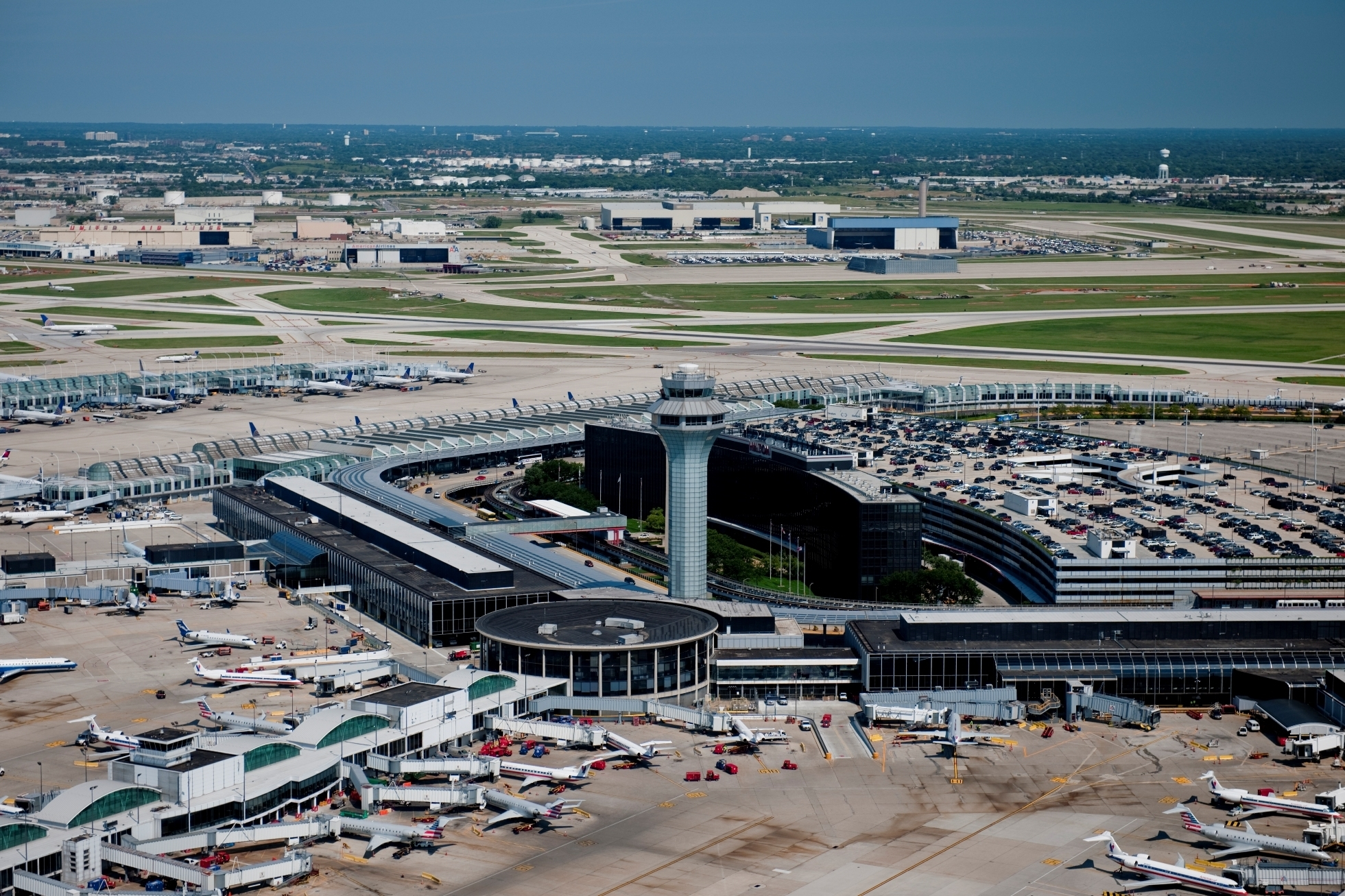 Crucial Top Ten Biggest Airports in the World