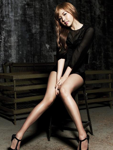 Hottest Top Ten Female Singer of South Korea