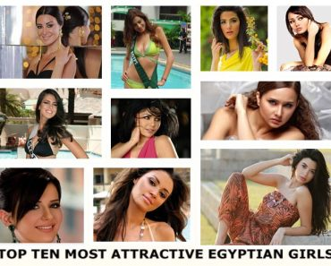 Beautiful Egyptian Women. Photo Gallery
