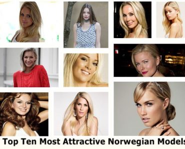 Top Ten Most Attractive Norwegian Models