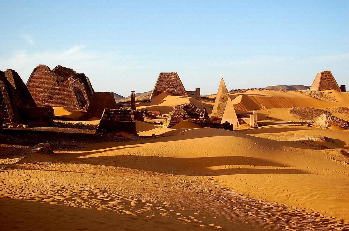Important Top Ten Largest African Desert