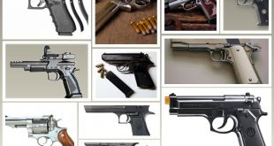 Top Ten Best Handguns Ever Made Wallpaper