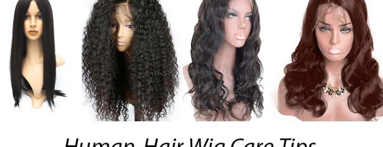 Best Human Hair Wig Care Instructions