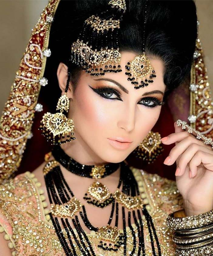 Top Pakistani Bridal Makeup Shades
