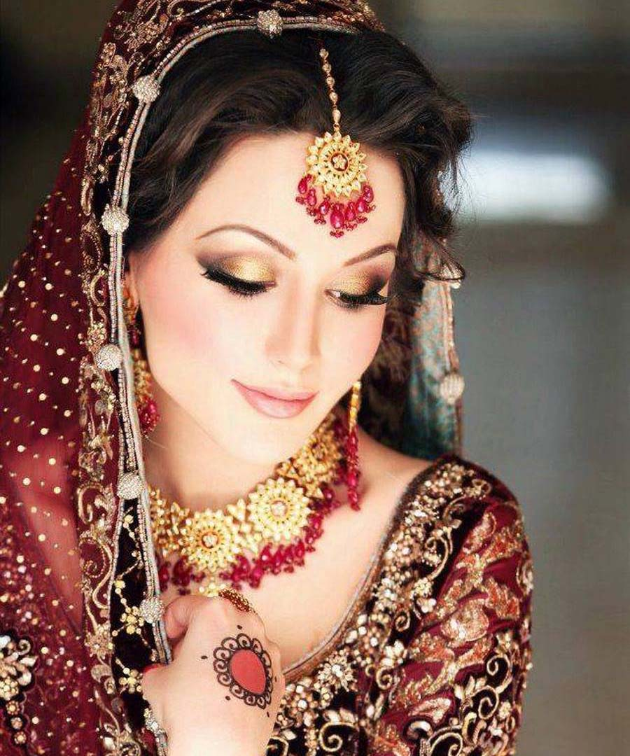 Images of pakistani bridal makeup