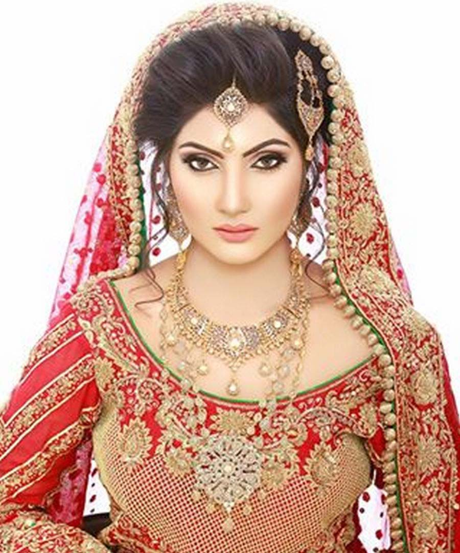 pakistani bridal makeup looks