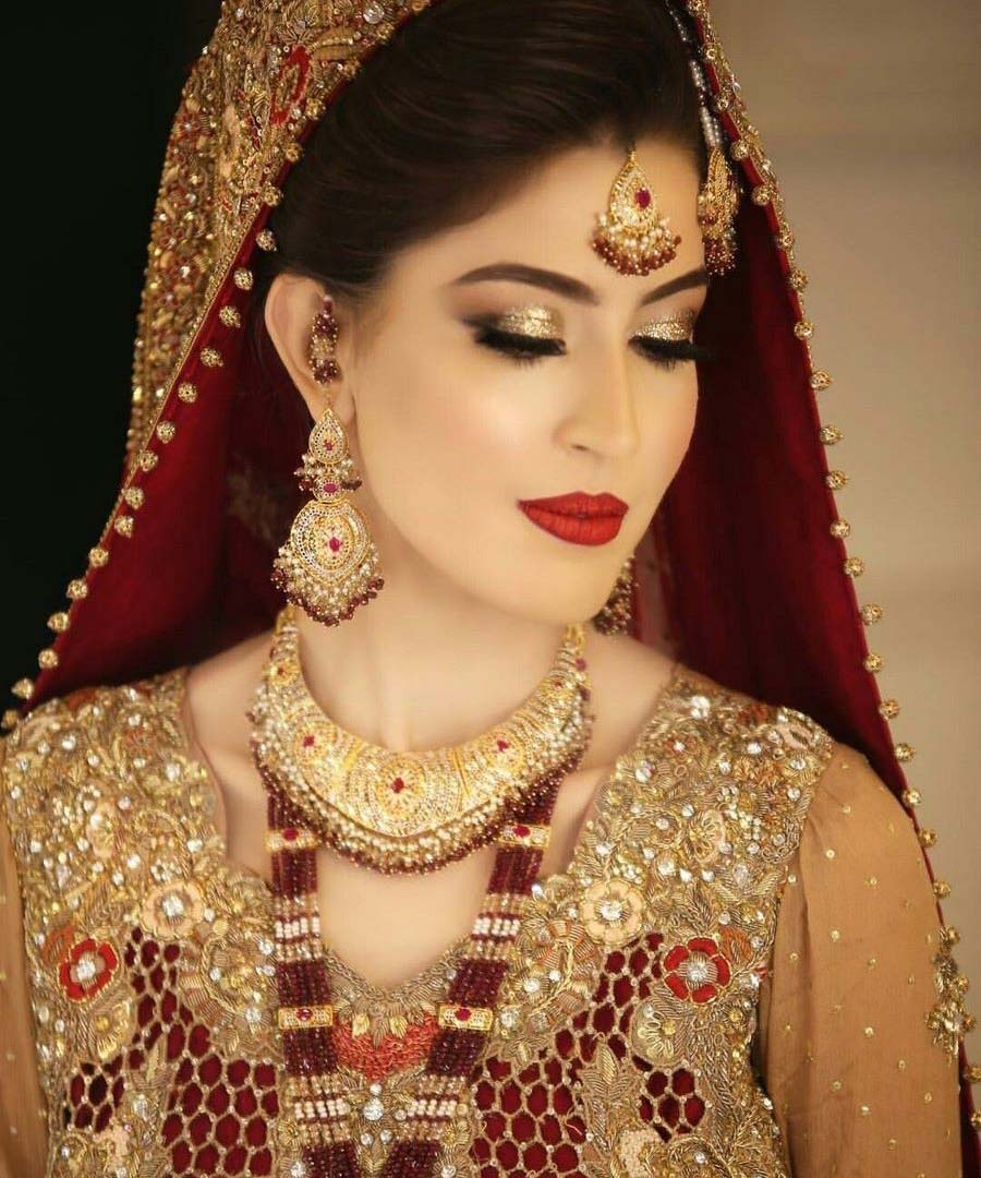 pakistani bridal makeup tips
