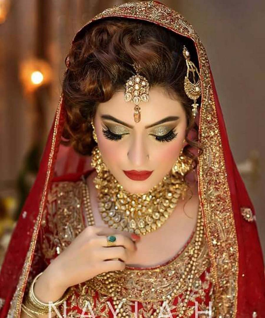 How to Do Pakistani Bridal Makeup