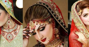 Pakistani Wedding Bridal Makeup Ideas