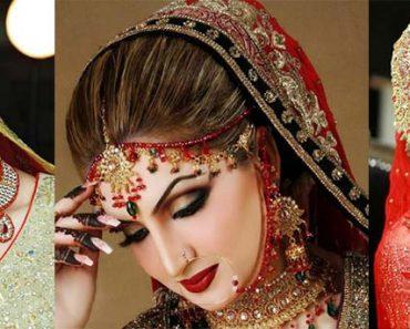 Pakistani Wedding Bridal Makeup Ideas